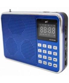 RADIO MIDI MD-2330 FM/USB AZUL