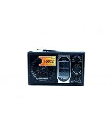 RADIO MEGASTAR RX-39/8-B/USB/SD/BLT /2V