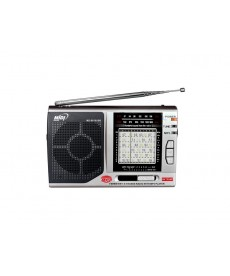 RADIO MIDI MD-9810USB/MICRO SD/8 BAND