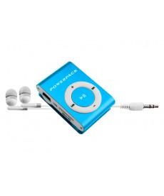 MP3 POWERPACK MPFT-15 SHUFLE AZUL