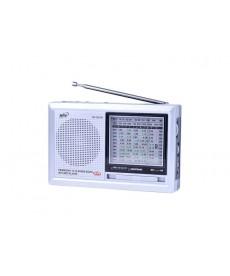 RADIO MIDI MD-398USB/MP3 PLATA