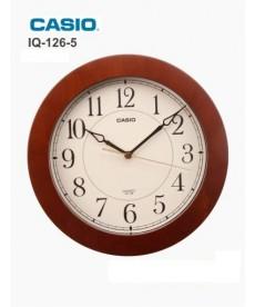 RELOJ DE PARED CASIO IQ126-5