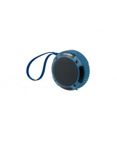 PARLANTE ROADSTAR CROSS USB/MSD/BLUETOOTH/ AZUL