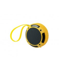 PARLANTE ROADSTAR CROSS USB/MSD/BLUETOOTH/AMARILLO