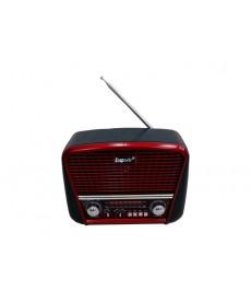 RADIO ECOPOWER BAT/REG/SD/USB/BT/EP-F93