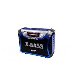 RADIO ECOPOWER BAT/REG/SD/USB/2V/EP-F82