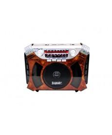 RADIO ECOPOWER BAT/REG/SD/USB/2V/EP-F83
