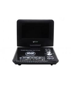 "DVD PORTATIL MAXON 7""/TV/USB/SD/BOLSA/ NEGRO"