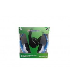 AURICULAR ECOPOWER EP-H108B BLUETOOTH/SD/FM
