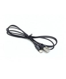 CABLE MOX USB IPHONE/1.2M/MO-20/ NEGRO