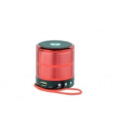 PARLANTE MINI WSTER WS-887 USB/FM BLUT/TF