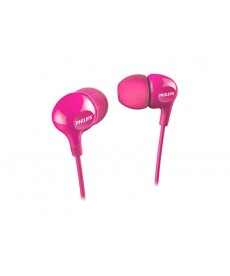AURICULAR PHILIPS SHE3550PK/MP3/IPOD/ROSA
