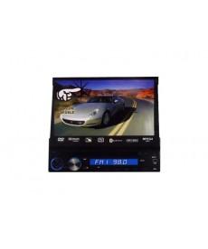 """DVD AUTOMOTIVO PYRAMIDE PD7951 RET.7"""" TV/USB/SD"""