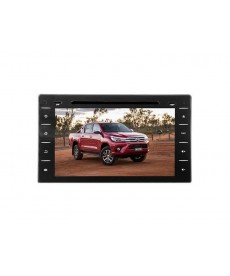 MULTIMEDIA M1 TOYOTA HILUX 2018 - M8020 - ANDROID 6.0