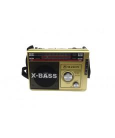 RADIO MAXON RAD-MX2694 - USB - SD - RECARREGAVEL