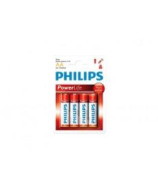 PILA ALCALINA PHILIPS AAA*4