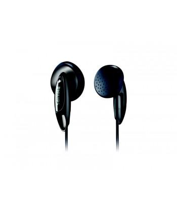 AURICULAR PHILIPS SHE1350 /MP3/IPOD/NEGRO