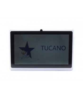 TABLET TUCANO DUAL CORE - 8GB - 2 CAMERAS - BIVOLT - BLANCO