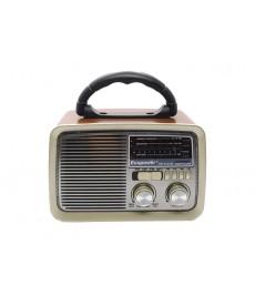 RADIO ECOPOWER EP-F121 - BATERIA - USB - SD