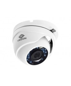 CAMARA CCTV VIZZION VZ-DCOT-IRMF - 2.8MM - 1MP