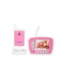 "BABY CALL ROADSTAR RS-9030 3.5"" LCD ROSA 2V"