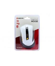 PC MOUSE SEM FIO MOX - MO-M809W - BLANCO