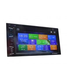 DVD AUTOMOTIVO OPTIMUS OPT-6600GPS - 6 PULGADAS - BLUETOOTH - GPS - TV DIGITAL
