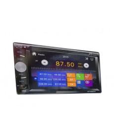DVD AUTOMOTIVO OPTIMIUS OPT-6000DTV 0 6.2 PULGADAS - BLUETOOTH - TV DIGITAL