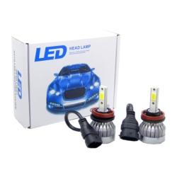 KIT LED HEAD LAMP H11 - LED - 12/24V