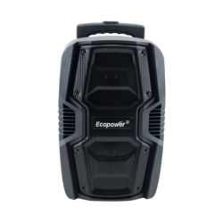 SPEAKER ECOPOWER EP-1909 - BLUETOOTH - 1 MICROFONO SIN HILO