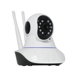CAMARA IP SMART CAM - HD - WIFI - 2 ANTENAS - TUCANO