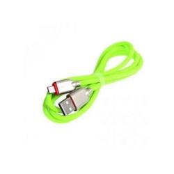 MOX CABO MICRO-USB - MO-35 - V8 - VERDE