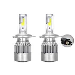 KIT LED C7 - H4 - 36W - 6000 LUMENS - 12/24V