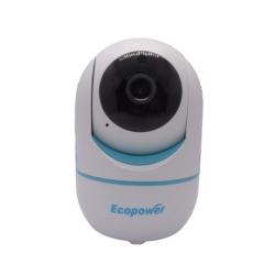 CAMARA IP ECOPOWER EP-C009 HD 3.0MP WIFI/BLANCO