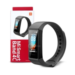 RELOJ - XIAOMI BLUETOOTH MI BAND 4C NEGRO