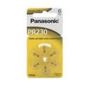 BATERIA 10 PANASONIC (PR230)C/06P (AP SURDEZ)