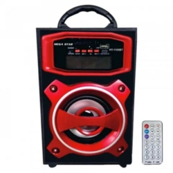 PARLANTE MEGASTAR HY1105BT BT/USB/SD/FM