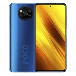 CELULAR XIAOMI POCO X3 NFC DUAL SIM 128GB/6GB RAM - AZUL