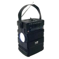 RADIO NNS NS-S212S AM/FM/SW/USB/BT