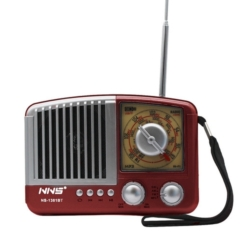 RADIO NNS NS-1381 AM/FM/SW/USB/BT 220V