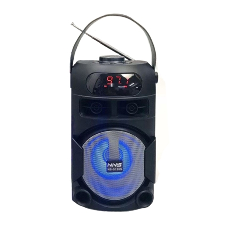 RADIO NNS NS-S120S AM/FM/SW/USB/BLUETOOTH