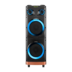 PARLANTE ECOPOWER EP-S801 - BLUETOOTH - USB - SD - 10 PULGADAS