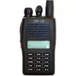 RADIO VHF GP-78 VOYAGER GP-78 (HT) SIN GARANTIA