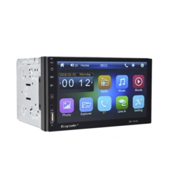 RADIO CAR ECOPOWER EP-7008 - BLUETOOTH - GPS- USB - 7 PULGADAS