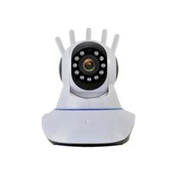 CAMARA IP LUO SMART CAM/HD/WIF/TF/5 ANTENAS