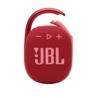 PARLANTE JBL CLIP 4 BLUETOOTH/ ROJO